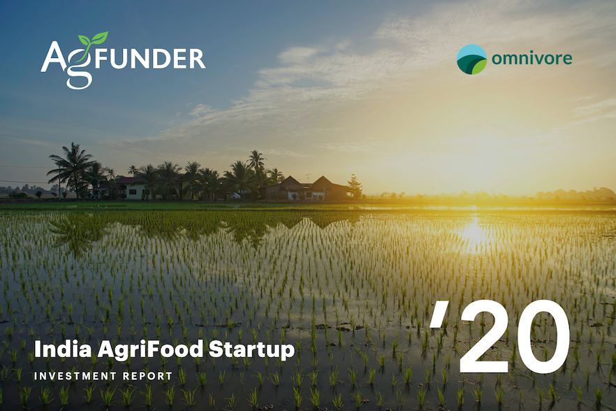India 2020 AgriFood Startup Investment Report