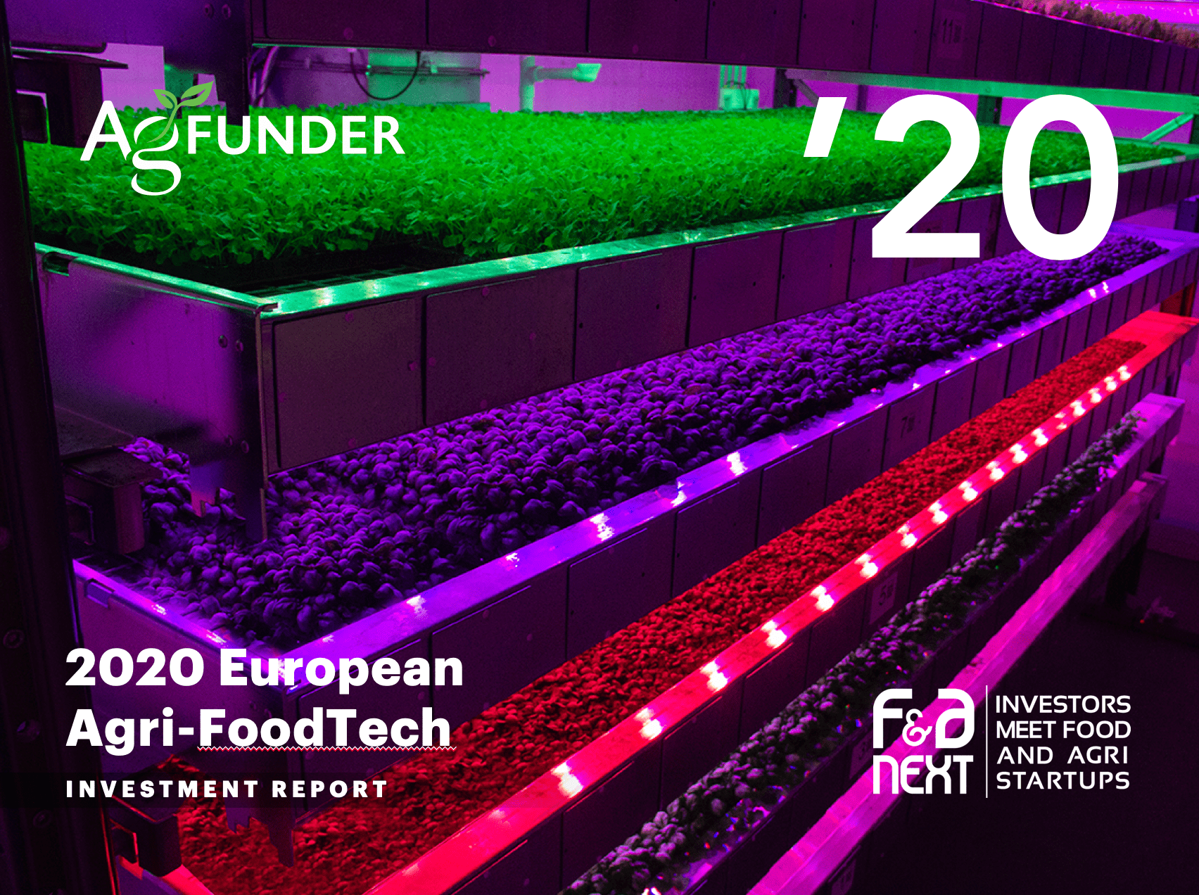 2020 European Agri-FoodTech Investment Report