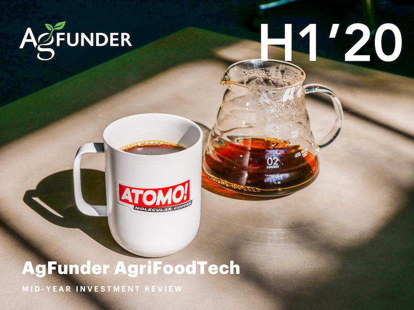 AgFunder AgriFoodTech 2020 Mid-Year Investment Review