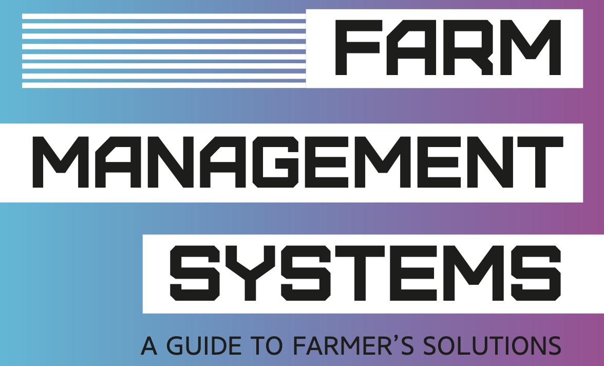 AgroHub Farm Management Systems 2021