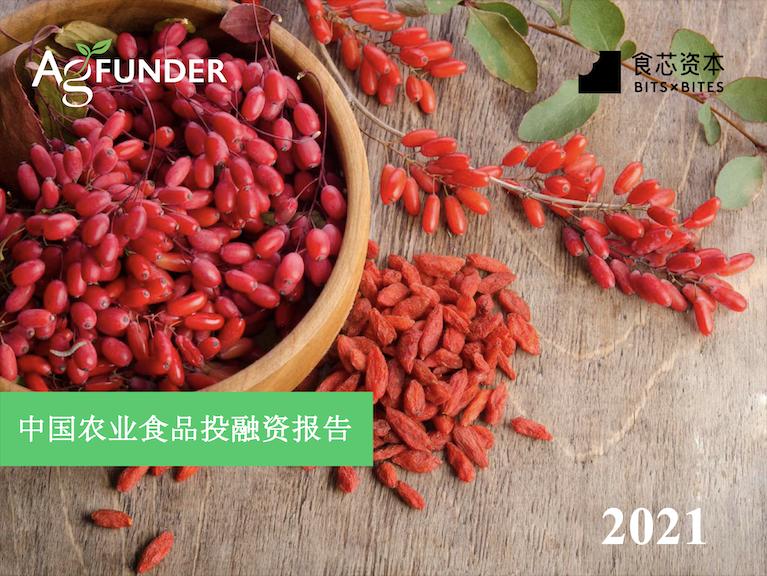 中国农业食品投融资报告