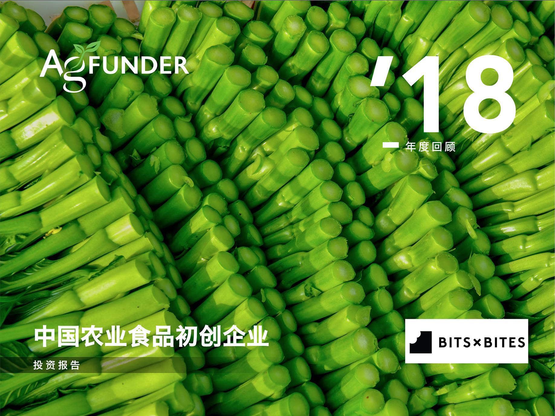中国农业食品初创企业