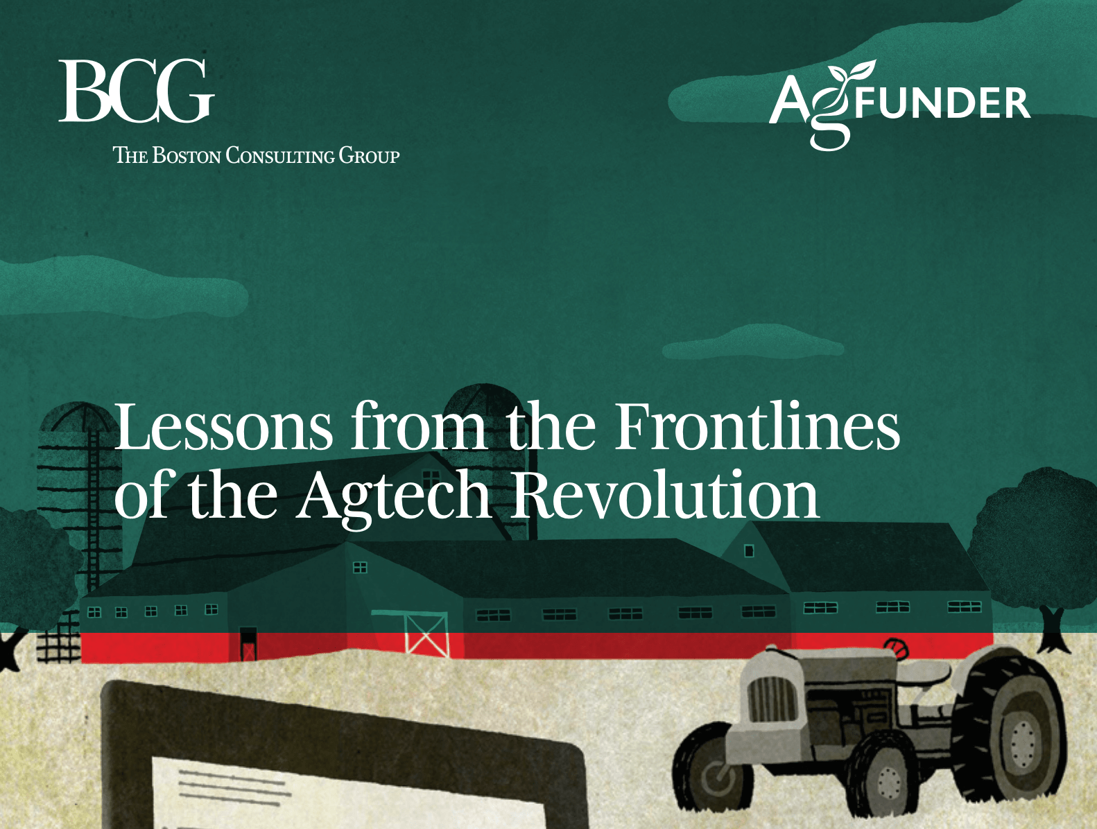 Lessons from the Frontlines of the Agtech Revolution