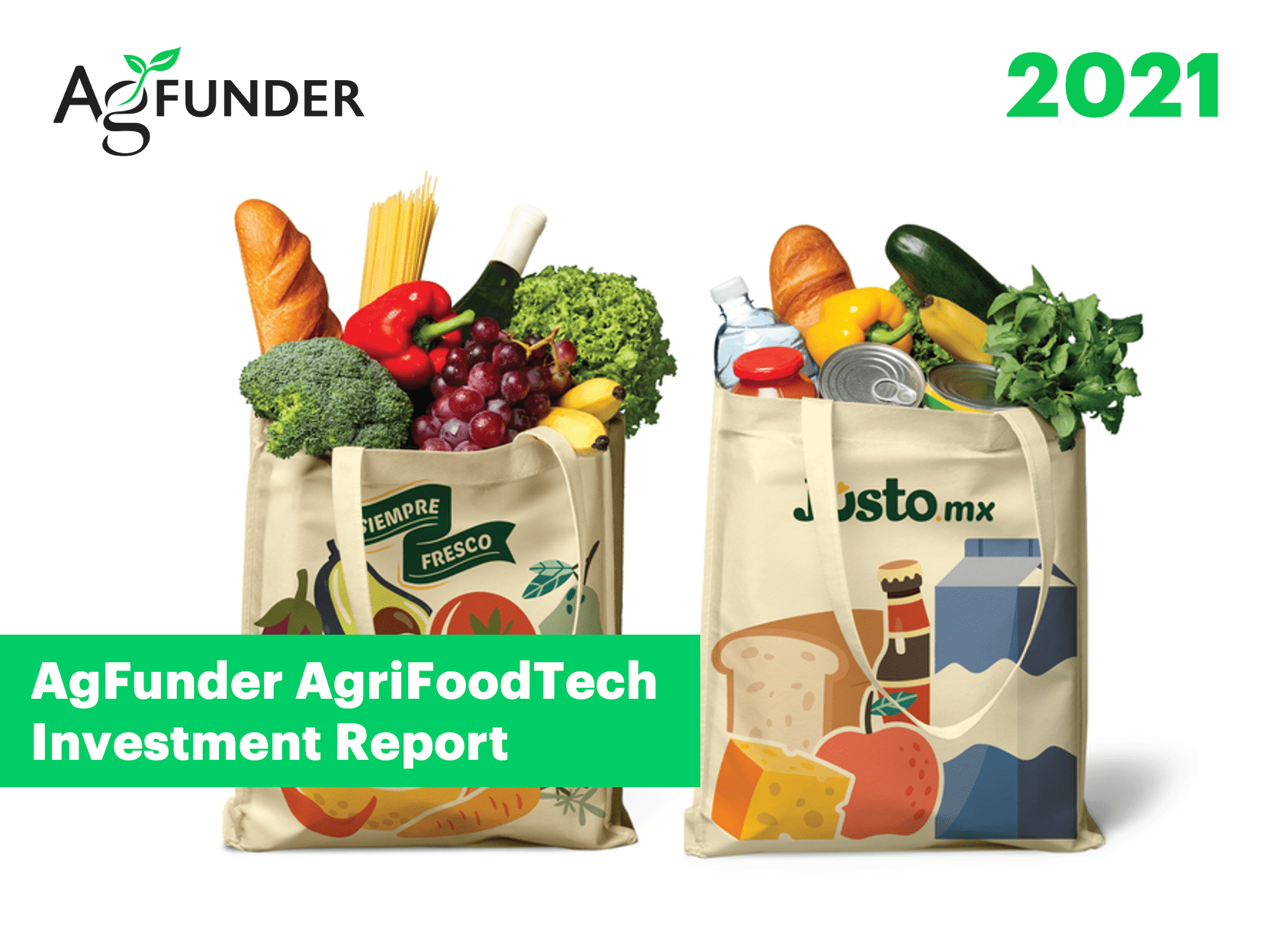 2021 AgFunder AgriFoodTech Investment Report