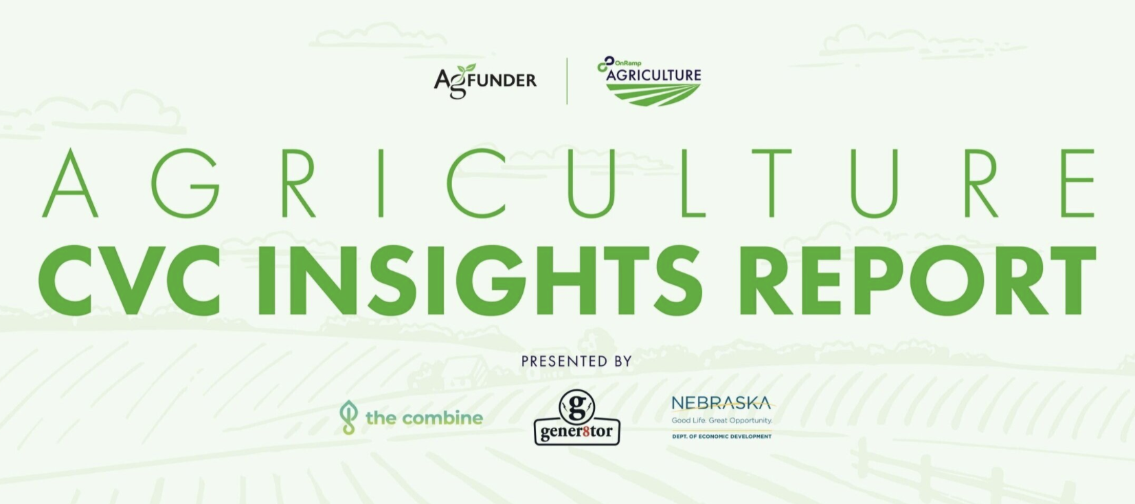 Agriculture CVC Insights Report