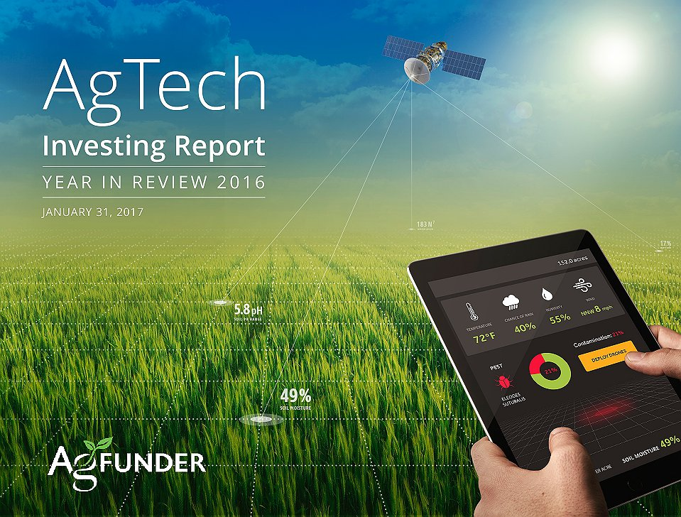 AgTech Investing Report - 2016