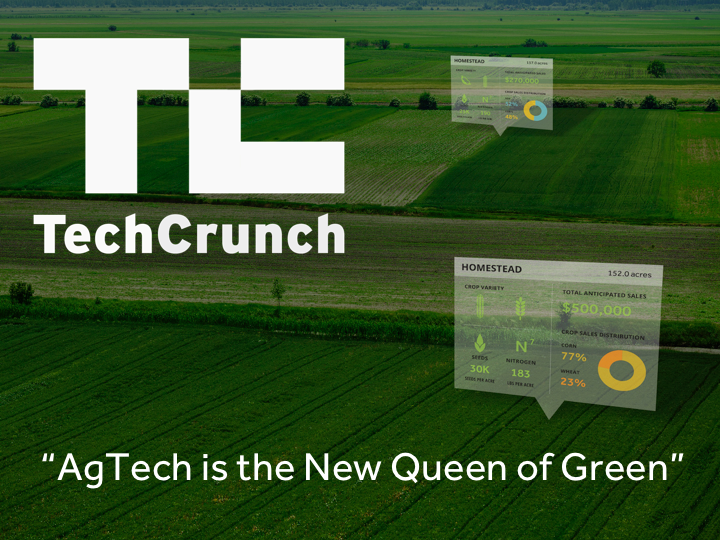 AgTech is the New Queen of Green